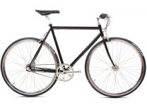 BLB Classic Commuter 3 speed Bike - Black