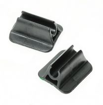 Cable mounting wafer bar - 3 pieces