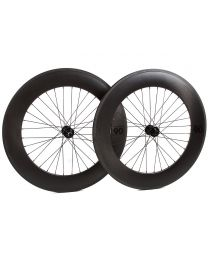 BLB Notorious 90 Wheelset - Black MSW
