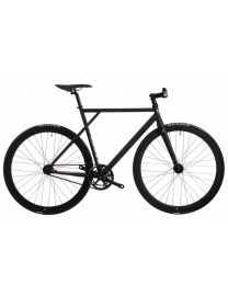 Polo and Bike Cmndr S.A.S Black Fixie Bike