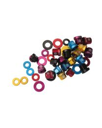 Gusset 3/8 inch Nuts