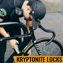 Kryptonite fixedgear locks, fixie